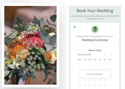 Registry Style Ceremonies